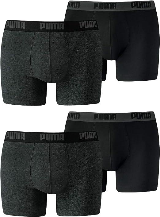 Puma - Bóxers - Básico - para hombre: Amazon.es: Ropa y accesorios