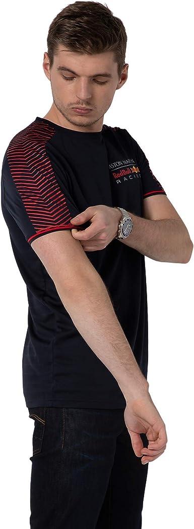 Red Bull Racing Redline Camiseta, Hombres - Official Merchandise