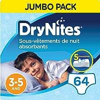 DryNites - Ropa interior desechable de noche