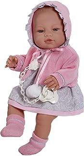 Amazon.es: Tita muñeca bebé con chupete (R/1080), con un ...