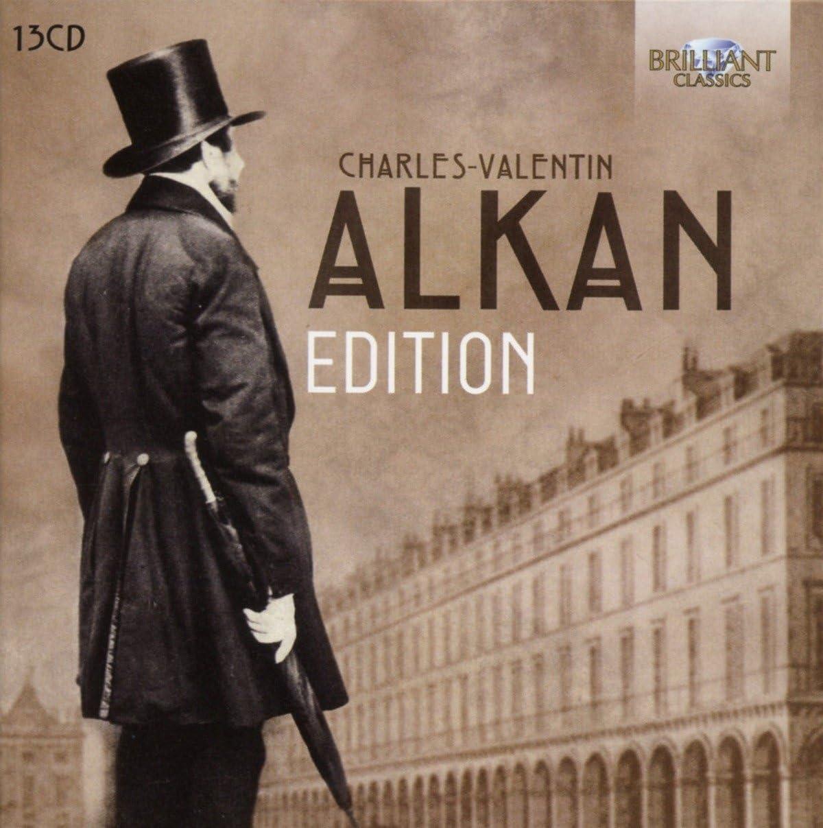 Alkan Edition: Alkan/ Bowyer/ Maltempo, Alkan/ Bowyer/ Maltempo: Amazon.it:  Musica