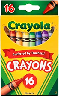 product image for Crayola Crayons 16 Per Box (Pack of 12) 192 Crayons in Total