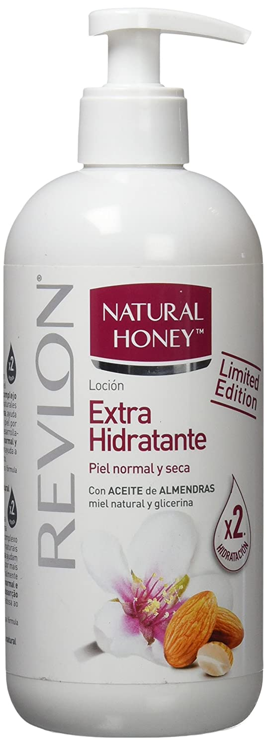 Natural Honey Loción Corporal Hidratante, Piel Normal o Seca - 400 ml: Amazon.es: Amazon Pantry