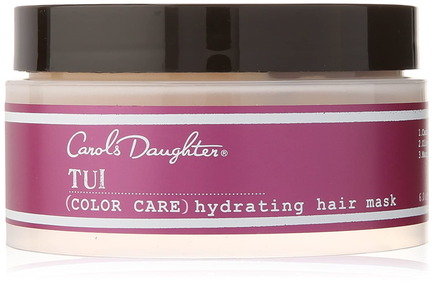 Carol's Daughter Tui Color Care Hydrating Hair Mask for Unisex-6-Ounce Carol's Daughter 178349