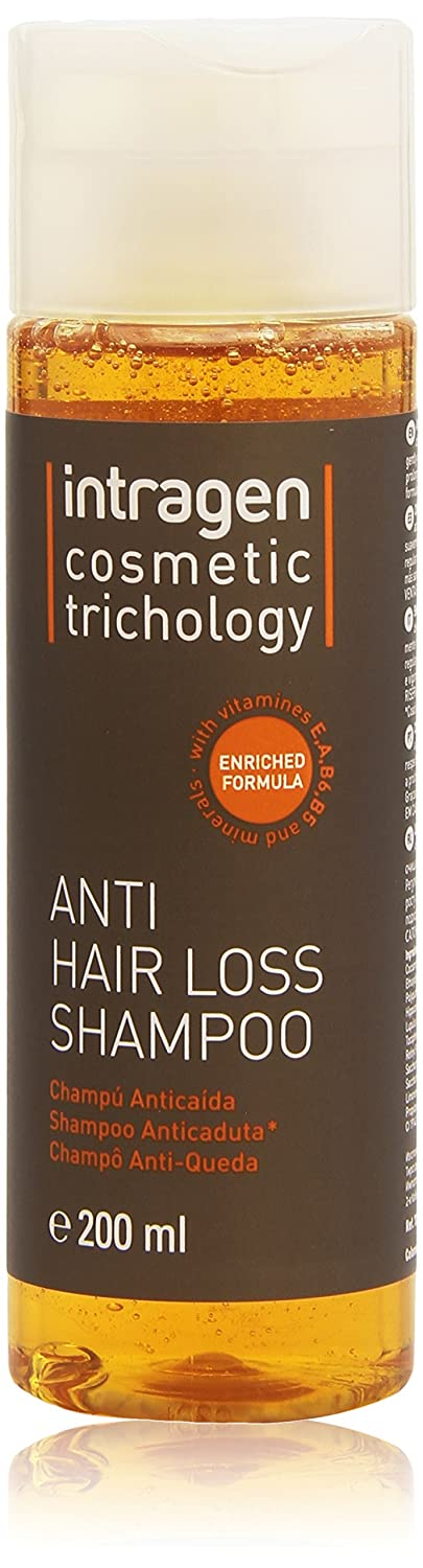 Amazon.com: INTRAGEN Anti hair Loss Shampoo 200 ml: Beauty