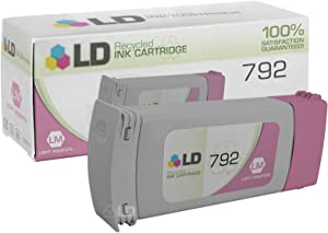 LD Remanufactured Ink Cartridge Replacement for HP 792 CN707A (Magenta)