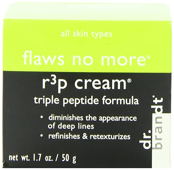 Dr. Brandt Flaws No More r3p Cream 50g/1.7oz: Amazon.es: Belleza