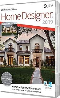 Chief Architect Home Designer Suite 2019 & Amazon.com: HGTV Home Design \u0026 Remodeling Suite