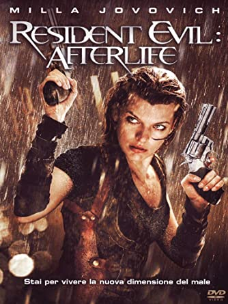 Amazon Com Resident Evil Afterlife Italian Edition Milla Jovovich Wentworth Miller Paul W S Anderson Movies Tv