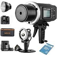 Godox Witstro AD600BM Bowens Mount Manual Versión Aire Libre Flash+ X1T-C Transmisor+ Ad-h600b +CB-09 para Canon 6D 7D…