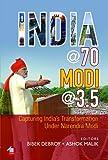 India @ 70, Modi @ 3.5: Capturing India's Transformation Under Narendra Modi