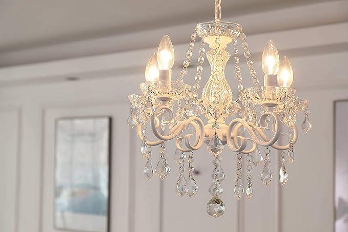 Lampadario Rosa Cristallo : Saint mossi modern k lampadario di cristallo lampadario da