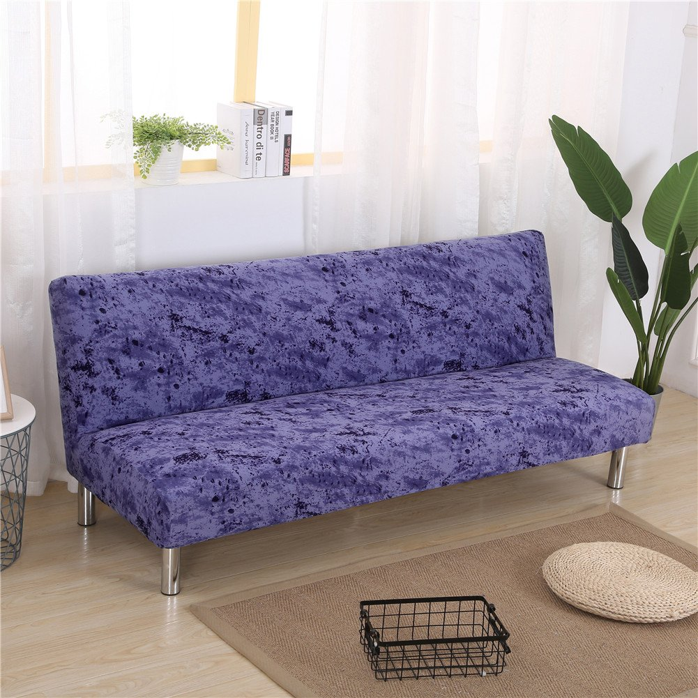 MOLRE-YAN Sofa Cover Stretch Spandex Sofa Bed Slipcover Splashes Ink Home Decor Dining Room Seat Sofa Bed Cover Protector