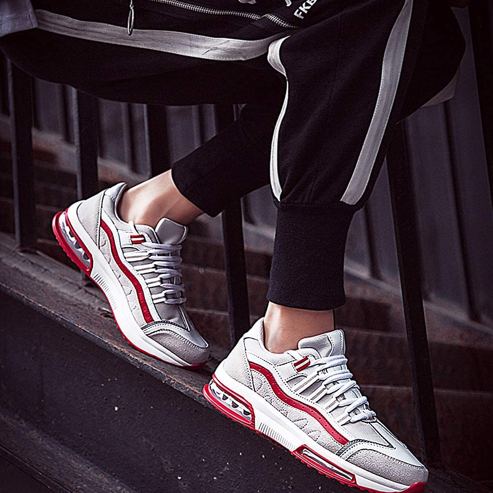 2019 New Chaussure Homme Basket Deux Pures Coussin dair Chaussure Ete Running Shoes Sneakers Respirantes Chaussure Homme Junior Sport Fitness