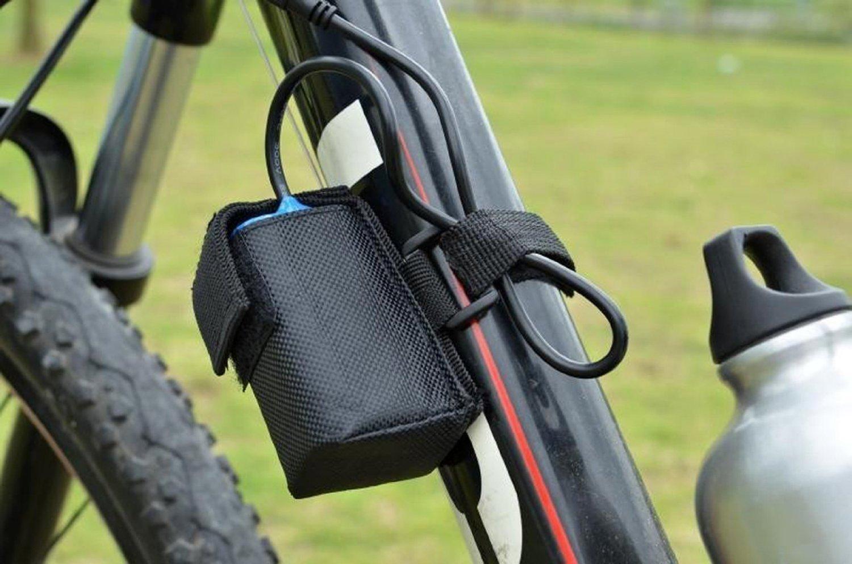 Theoutlettablet® Batería recargable 5600mAh 4x18650 Para la luz para ...