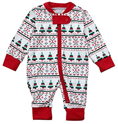 aacfe984f83 Matching Family Christmas Pajamas Baby Kids Boys Adult Pajama Sets  Children s Pajama for Couples Ladies Sleepwear