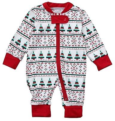 9271788f1c1a Matching Family Christmas Pajamas Baby Kids Boys Adult Pajama Sets ...