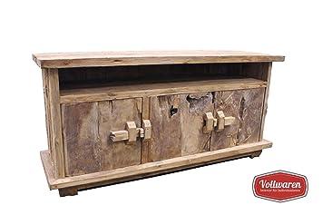 Vintage Teak Tv Schrank Woodhenge 6 Teakholz Massiv Kommode
