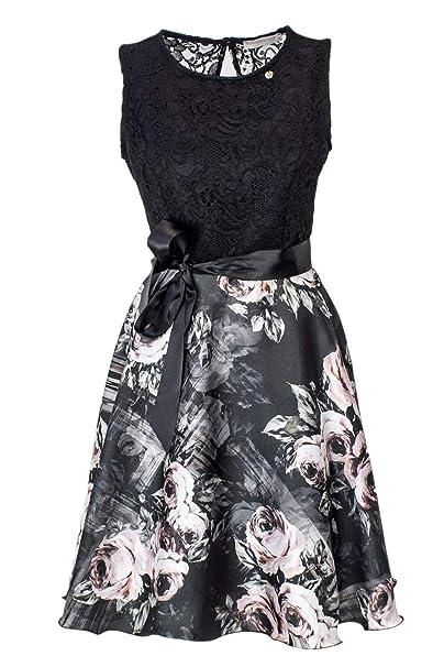 411d68b8d430 Rinascimento Vestito Corto Donna Abito Baci bellaria Ruota CFC0088039003   Amazon.it  Abbigliamento