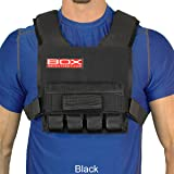 20LBS BOX Super Short Weight Vest - Made in USA