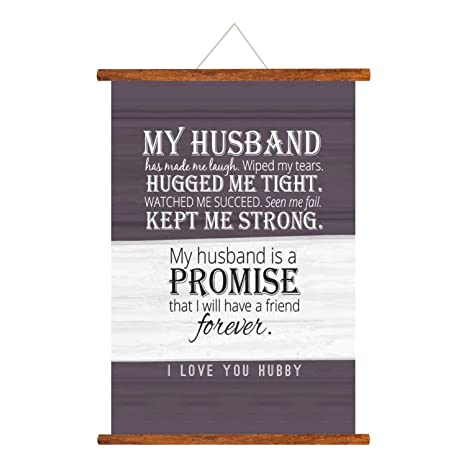 Yaya Cafe Tyyc Birthday Gifts For Husband My Is Friend Forever Love Scroll Greeting Card
