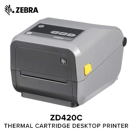 Amazon.com: [zd42042-c01 m00ez] Zebra zd420 Transferencia ...
