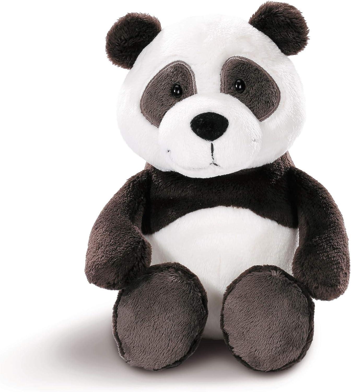 Nici Zoo Friends Panda Bär 20cm Schlenker Plüsch Kuscheltier Geschenk Neu 43623