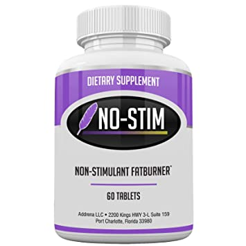 Amazon Com Non Stimulant Fat Burner Diet Pills That Work No