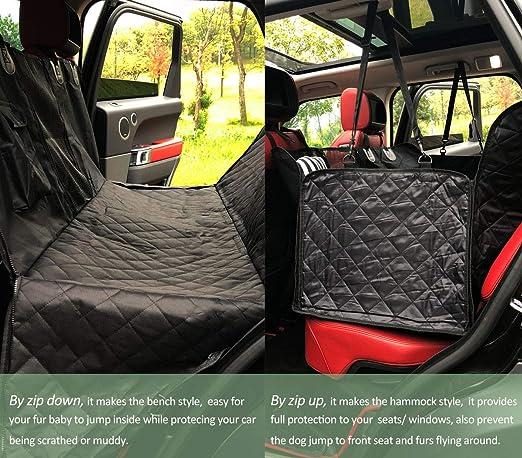 Cubiertas De Asiento De Coche Apto Ford Focus Mk1-Set Completo Negro//Gris
