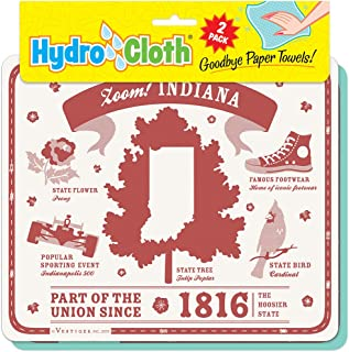 """product image for Fiddler's Elbow Zoom! Indiana"""" Hydro Cloth 