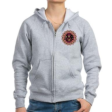 9bfeeb470 CafePress - Peanuts Snoopy Circle - Womens Zip Hoodie, Classic Hooded  Sweatshirt with Metal Zipper