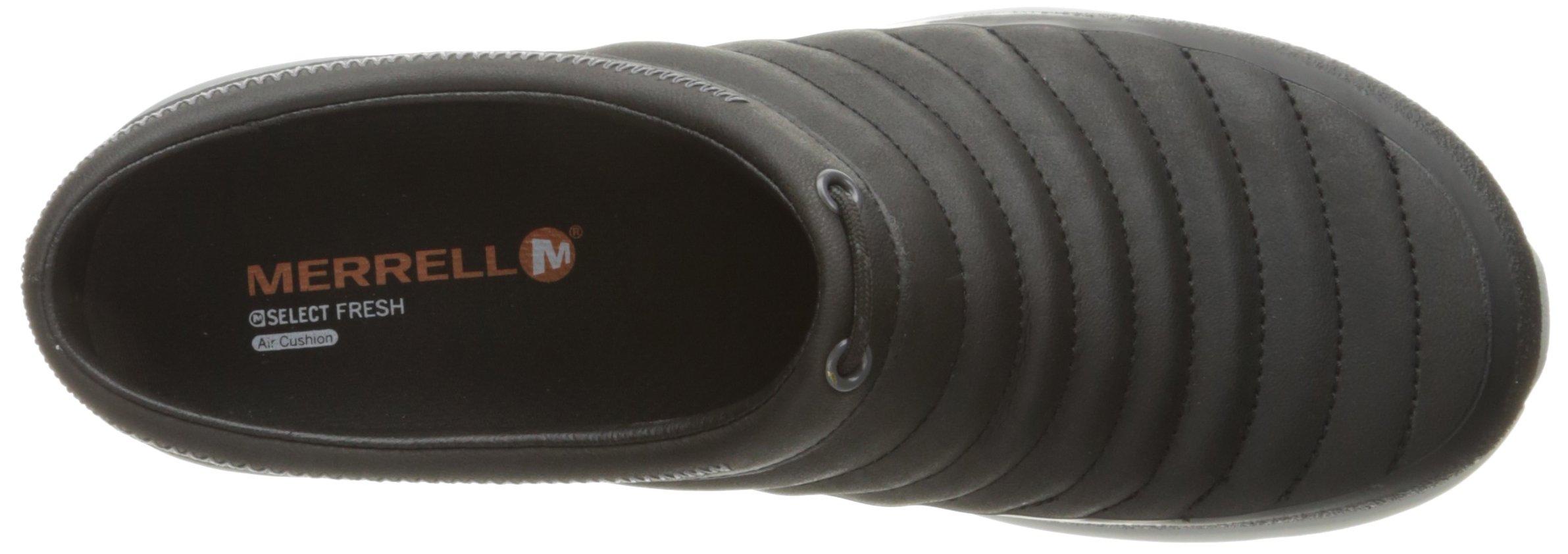 Merrell Women's Applaud Slide Slip-On Shoe, Black, 9.5 M US by Merrell (Image #8)