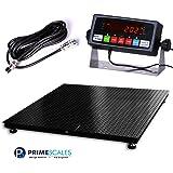 Prime Scales 10000lb/1lb 48x48 Floor Scale w/ Indicator