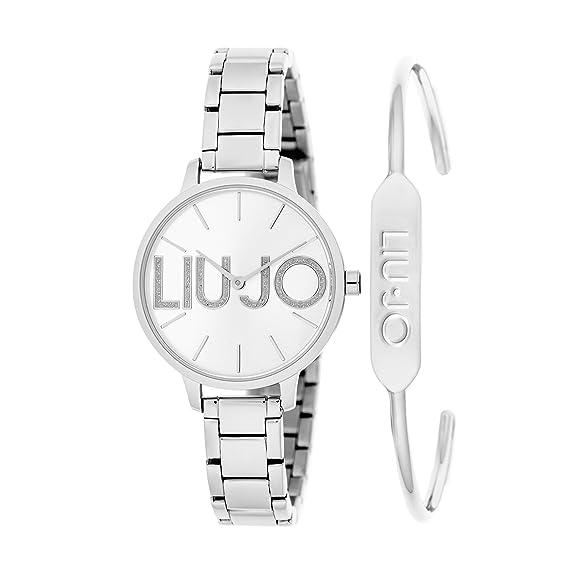 orologio solo tempo donna Liujo Couple trendy cod. TLJ1284  Amazon.it   Orologi 6df2262a7af