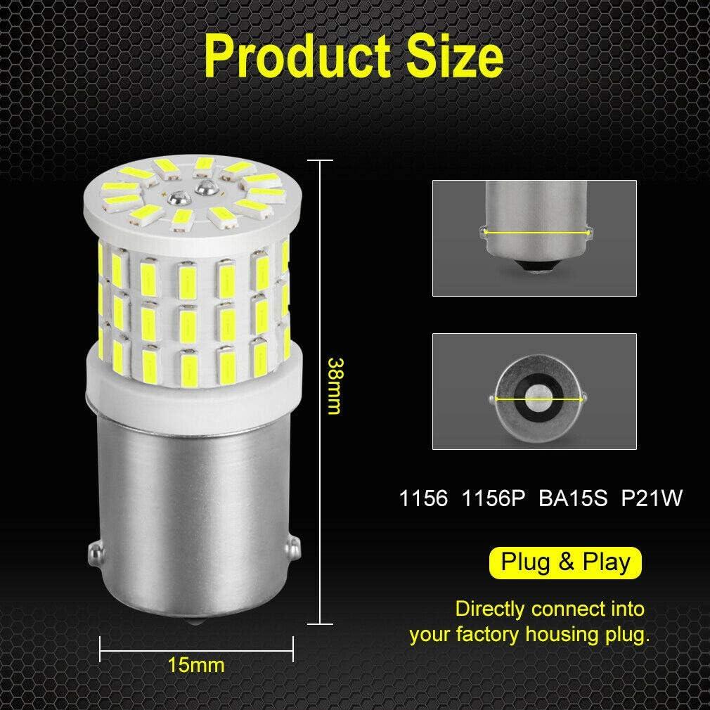 millenniumpaintingfl.com Tail Lights Bulbs 12V-30V,6000-7000K ...