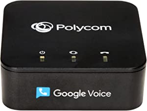 Obihai OBi200 1-Port VoIP Phone Adapter with Google Voice and Fax Support for Home and SOHO Phone Service, Blue
