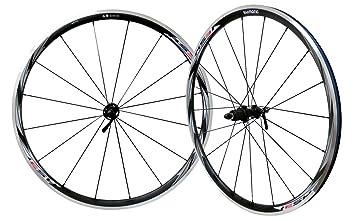 """SHIMANO Laufradsatz - Rueda para bicicletas (28"""", bicicleta de carreras, delantero)"""