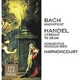 Bach/Haendel:Magnificat/Te Deum