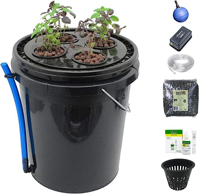 Viagrow Deep Water Culture Vegetative System - Best For Saving Space