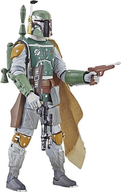 #06 Boba Fett The Force Awakens Action Figure Hot STAR WARS The Black Series
