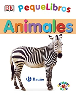 PequeLibros: Animales (Spanish Edition) (Pequelibros / My First)