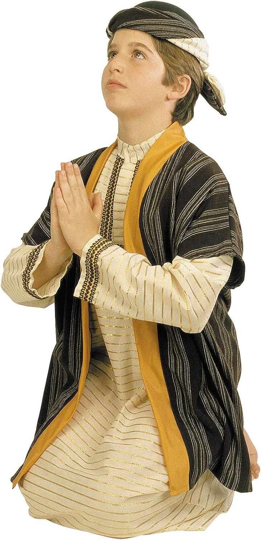 chiber Disfraces Disfraz Infantil de San José Pastor (Talla 10 (8 ...