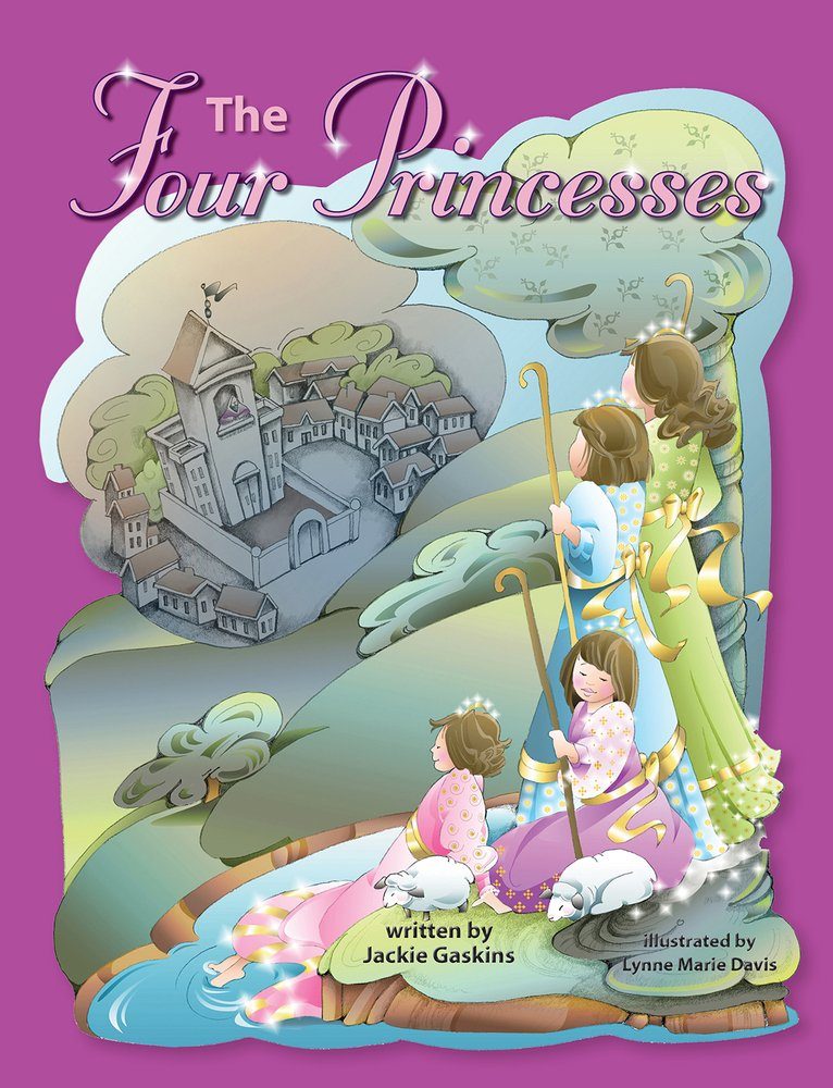 The Four Prinesses - PB pdf