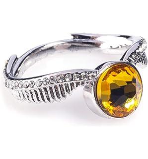 fdb9467d8 Swarovski Crystal Embellished Harry Potter Deathly Hallows Watch ...