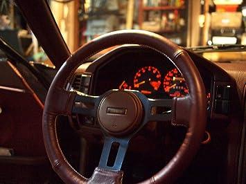 Amazon.com: RedlineGoods Mazda RX7 1981-85 cubierta del volante de: Automotive