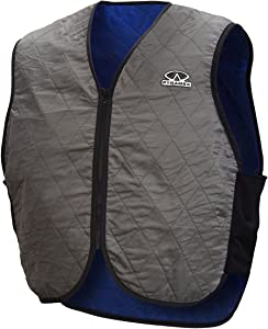 Pyramex Safety CV112X2 Light Weight Durable Body Cooling Vest, XX-Large, Lime