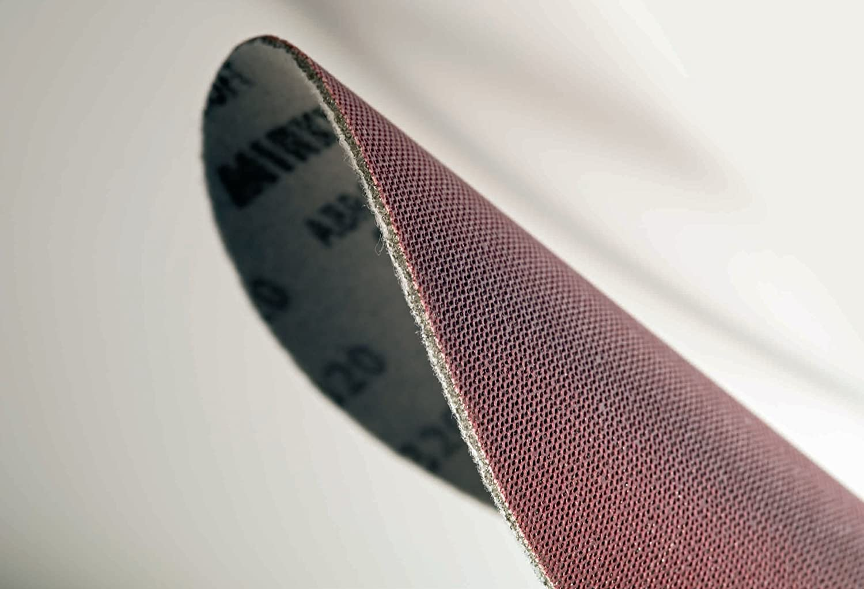 Mirka Abranet Soft GRIP P800 Mesh Discs Ø 150 MM Pack of 20)