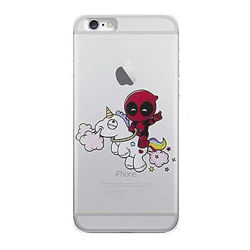 coque iphone 5 deadpool