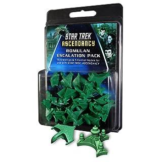 Star Trek Ascendancy Romulan Ship Pack Board Games