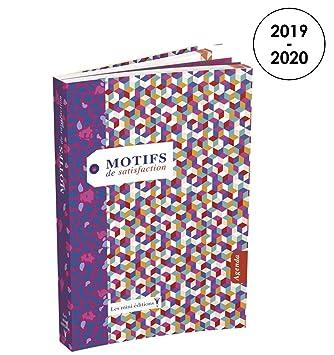 MOTIVS DE STISFACTION Agenda diaria 2019 - 2020 de agosto a ...